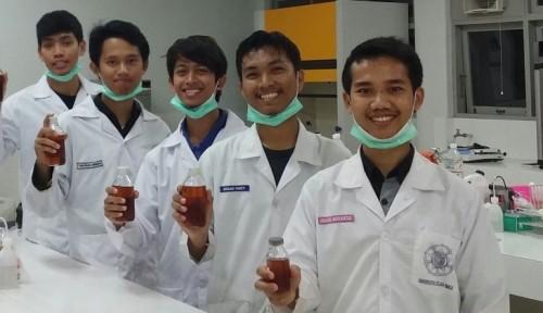 cover Mahasiswa UGM Optimalkan Potensi Biodiesel dari Minyak Jelantah