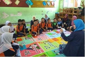 Foto Mahasiswa IPB Ciptakan Permainan Edukasi Selendank Tangkal Kejahatan Seksual