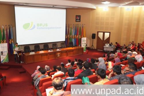cover Tenaga Kependidikan Unpad Ikuti Sosialisasi BPJS Ketenagakerjaan