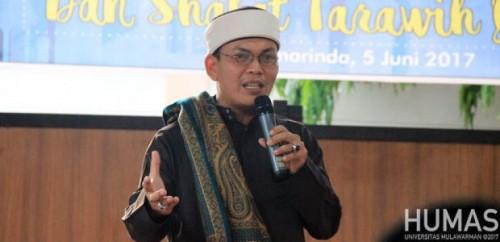 Foto Silaturahim dan Buka Puasa Bersama Rektor Unmul