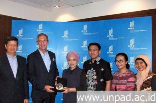 Foto Mahasiswa dan Dosen Pascasarjana FH Unpad Kunjungi Kantor WIPO Regional Asia Pasifik