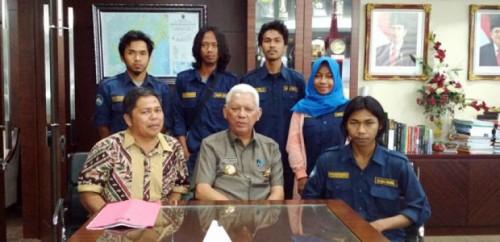 cover  Gubernur Kaltim Dukung Ekspedisi IMAPA Unmul