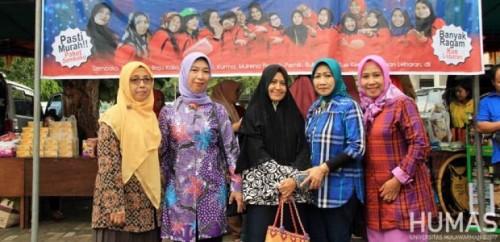cover DWP Unmul Gelar Bazar Murah