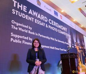 cover Mahasiswi FEB UI Raih Penghargaan Essai Terbaik di Ajang Kompetisi World Bank