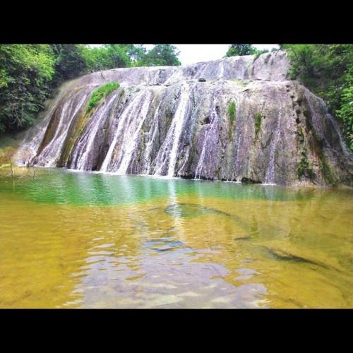 cover  Air terjun ngebeleng Jatikalen Nganjuk