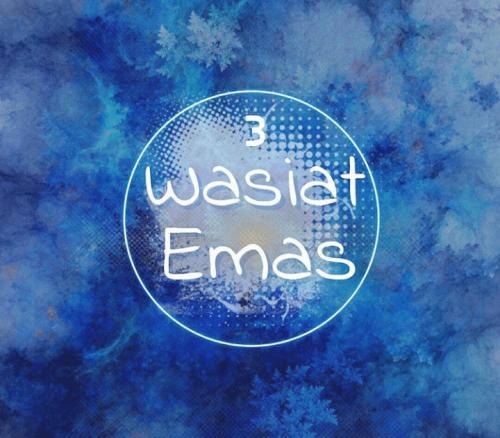 cover Wasiat Emas Umat Muslim