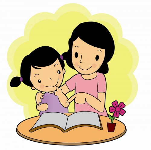 cover Saling memahami antara anak dan orang tua