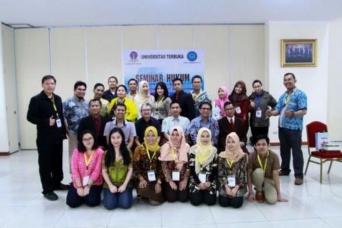 cover Jakarta, 24 Agustus 2017 ,Komunitas Mahasiswa Hukum Prodi hukum dan UPBJJ-Jakarta