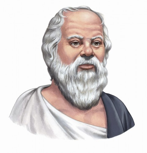 cover Yuk, jadi Socrates muda di era modern!