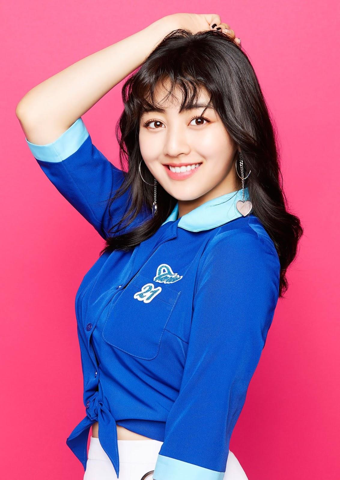 10 Potret Jihyo 'Twice' yang Akan Bikin Kaskuser Komentar