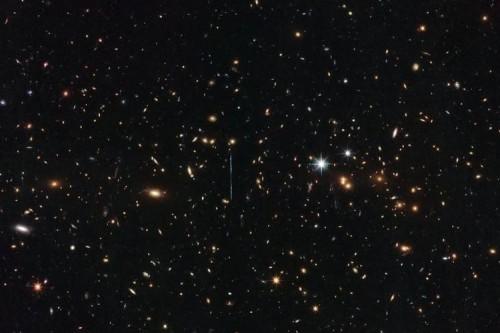 Foto Inilah El Gordo, Galaksi Terbesar, Terpanas, dan Paling Terang