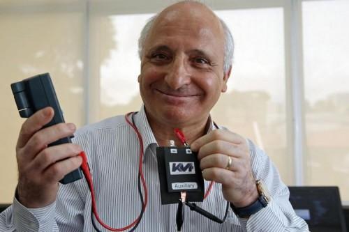"Foto Ilmuwan Ungkap Cara Bikin Baterai Anti ""Ngedrop"""
