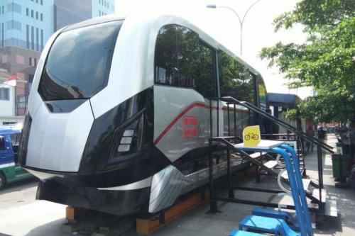 Foto LRT Karya Anak Bangsa Dikerjakan, BPPT Beri Dukungan Teknologi