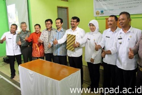 cover FPIK Unpad Dorong Pengembangan Kawasan Eduwisata Perikanan di Desa Sukamurni, Garut