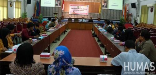 cover Perbaiki Sistem, DPM KM Unmul Adakan Lokakarya Pemira Online