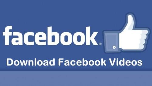 Foto Cara Mudah Download Video diFacebook
