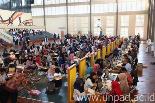 cover Unpad Selenggarakan Registrasi Mahasiswa Baru Jalur SNMPTN 2017