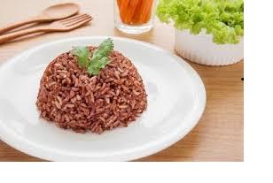 cover Diet Dengan Beras Merah !