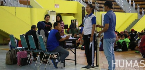 cover Uji Keterampilan Prodi Pendidikan Jasmani, Kesehatan dan Rekreasi SBMPTN  di Universitas Mulawarman