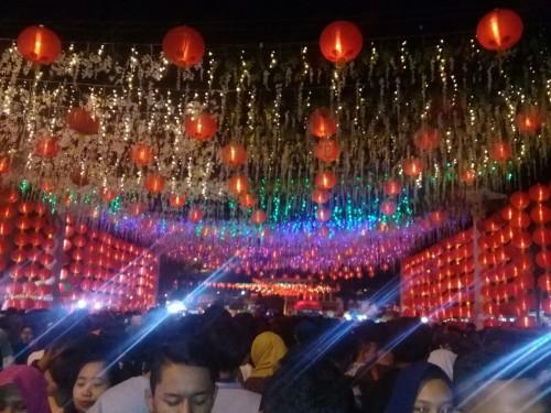 cover Tahun Ini Perayaan Imlek di Solo Tanpa Pesta Kembang Api