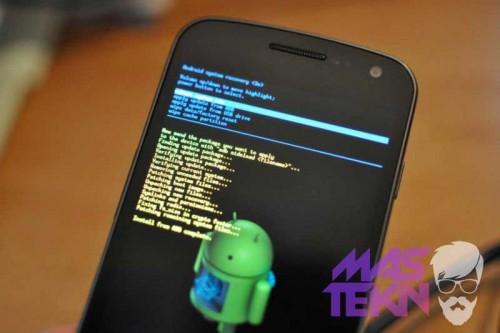 Foto Cara Flash Hp Android