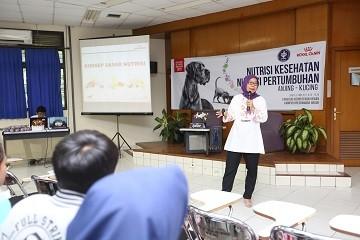 cover Mahasiswa Kedokteran Hewan se-Indonesia Bertemu di IPB, Sosialisasikan One Health