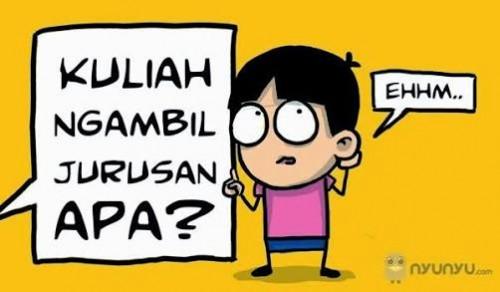 cover Tips Tips Agar Kamu Gak Salah Pilih Jurusan Kuliah
