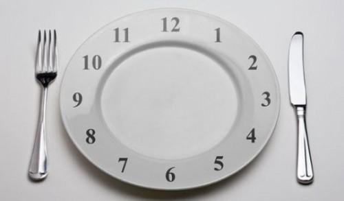 Foto 5 dampak sering telat makan????