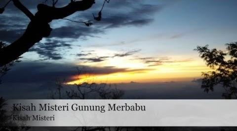 cover 6 Misteri Gunung Merbabu