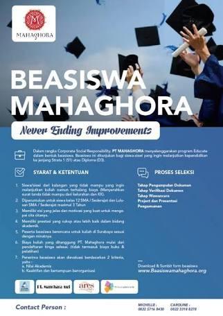 cover Beasiswa Indonesia 2018/2019 sma/smk