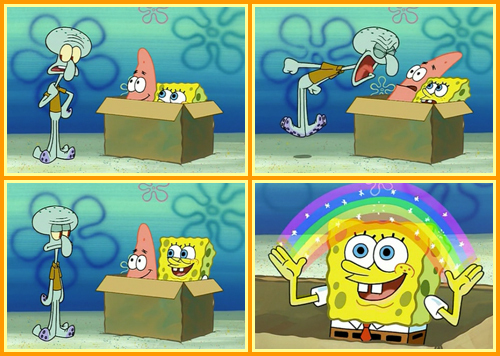 760+ Contoh Gambar Rumah Spongebob HD Terbaru
