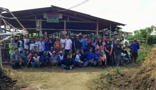 cover UGM Beri Pelatihan Complete Feed di Purbalingga