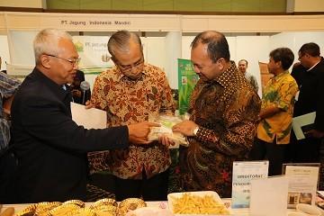 cover IPB dan Kemenristekdikti Gelar Forum Industri Pangan Menuju Kemandirian Pangan