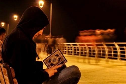 cover Beruntung Bagi Anda yang Membaca Al-Quran Setia Hari