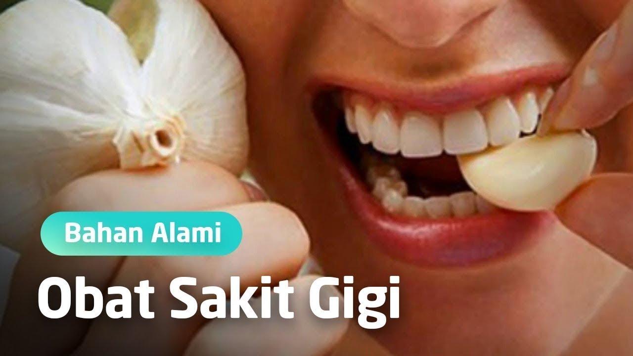 4 Cara Mengobati Sakit Gigi Yang Sangat Ampuh Eventkampus Com