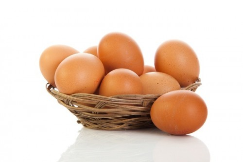 Foto kegunaan telur ayam