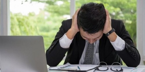 Foto Bekerja terlalu berlebihan bisa memperpendek usia