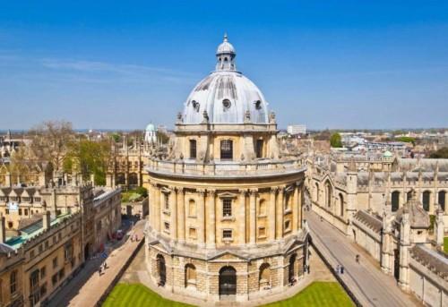 cover Universitas Oxford lebih tua dari perdaban suku Aztec!!