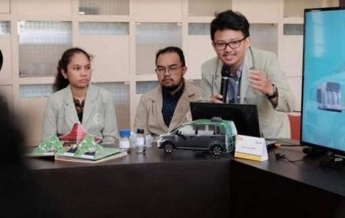 cover Inspiratif, Mahasiswa di Yogyakarta Juara Dunia Inovasi Teknologi Kreatif