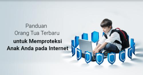 Foto Tindakan Orang Tua Saat Anak Mengakses Internet
