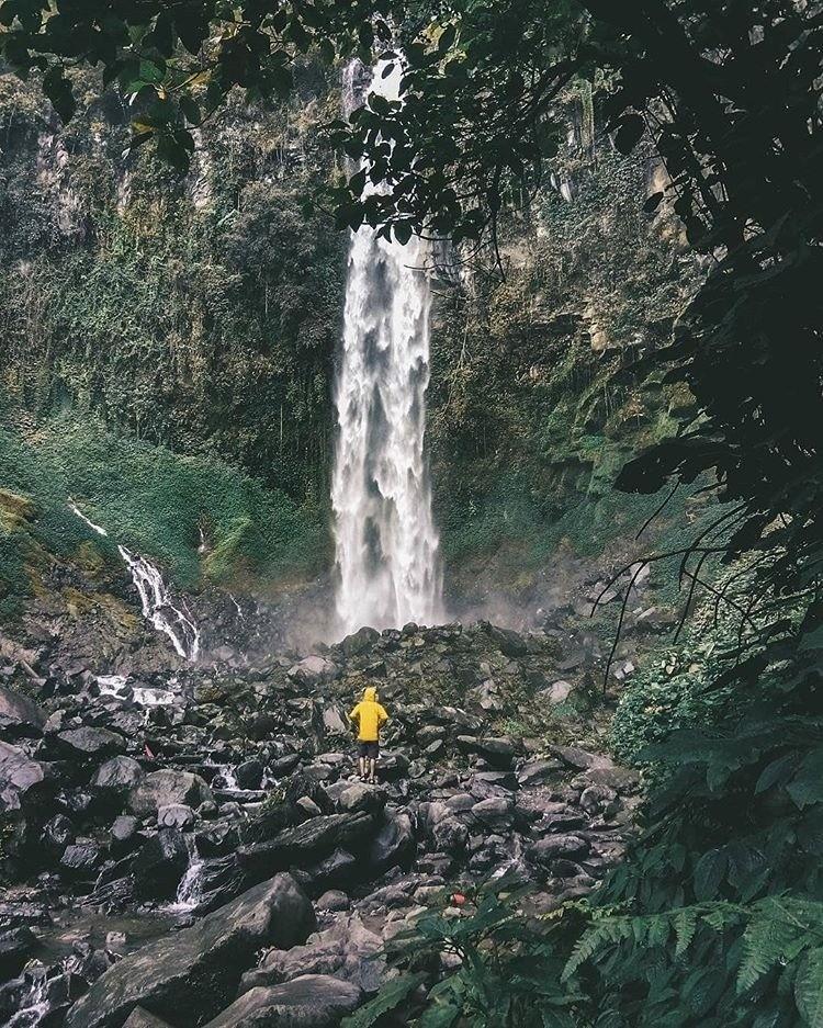Grojogan Sewu Tempat Wisata Di Kabupaten Karanganyar