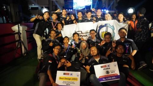 cover Barunastra ITS Kembali Raih Juara pada KKCTBN 2019