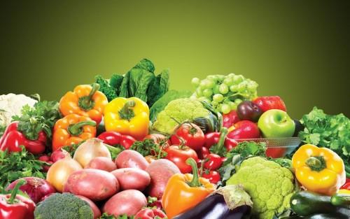 cover Buah dan sayur ternyata memiliki bentuk dan manfaat seperti organ tubuh manusia Lohh!!