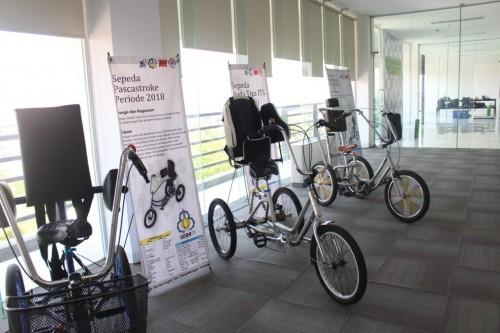 cover ITS Luncurkan Sepeda Terapi Pascastroke