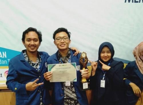 cover Mahasiswa ITS Olah Limbah Menjadi Filamen 3D Printing