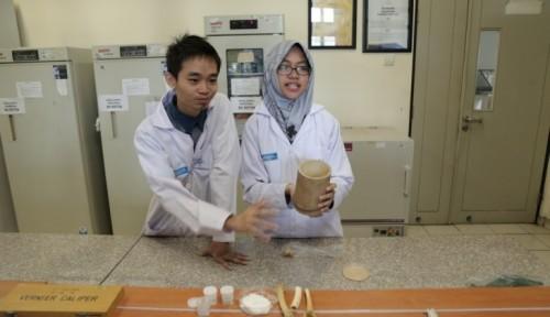 cover Mahasiswa UGM Olah Tulang Kambing Jadi Material Pengisi Tulang Rusak