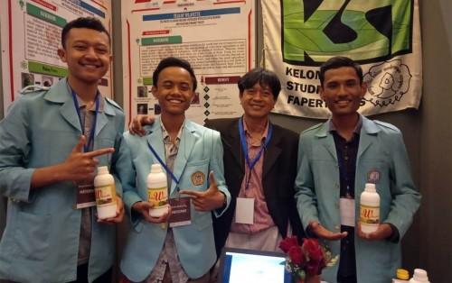 cover Mahasiswa UNS Raih Dua Penghargaan di WINTEX 2019 Jakarta