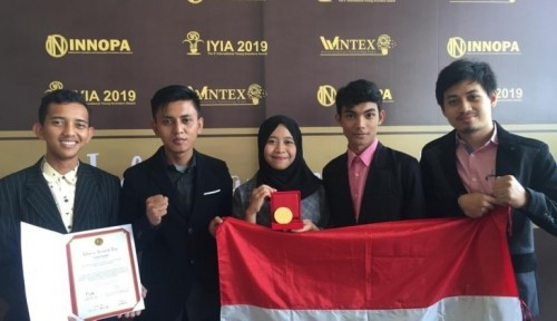 cover UGM Borong 6 Medali dari Ajang Internasional WINTEX 2019