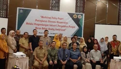 cover UGM Dorong Pengembangan Produksi Beras Analog Fungsional di Lombok Timur