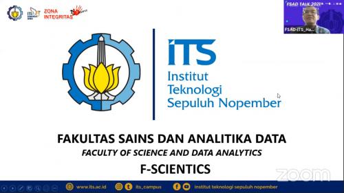 cover Intip Fakta Fakultas Sains dan Analitika Data ITS